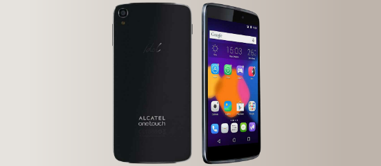 Accessibility in Alcatel One Touch Idol 3 (5 5) | Amóvil
