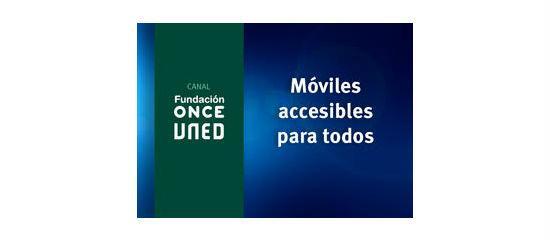 Portada del curso MOOC Móviles accesibles para todos